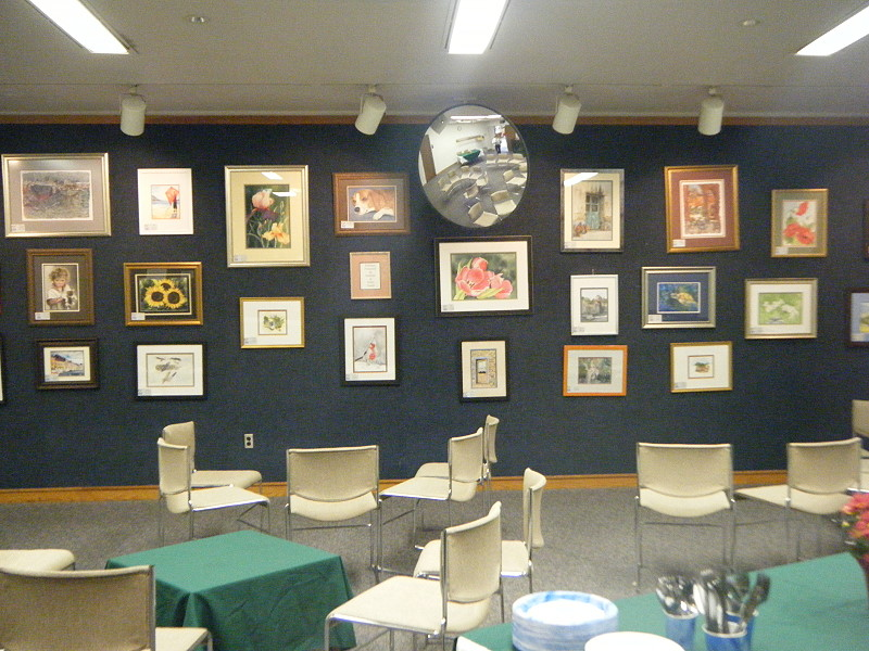 The 2013 Art Exhibit