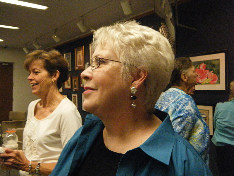 Chris Rice and Linda Miller