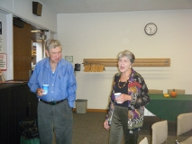 Don Shiles and Alison Burbage