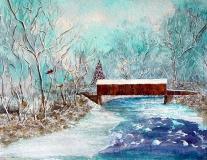 Comstock Bridge Cn