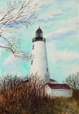Sandy Point Lighthouse Nj
