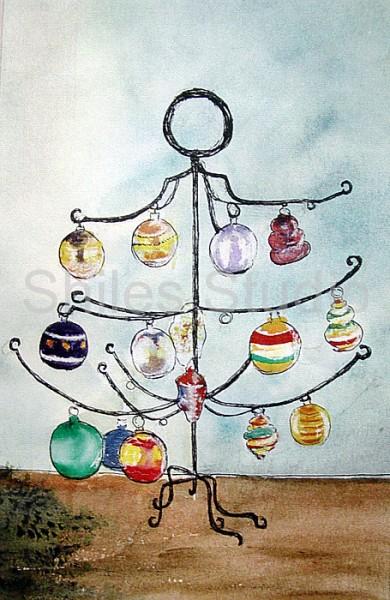 Kookie Christmas Tree