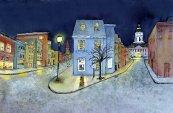 Annapolis At Night
