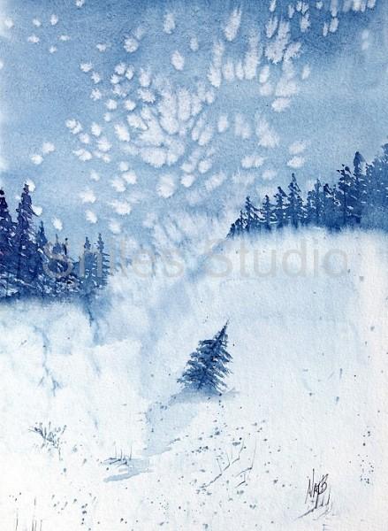 Winter Scene1