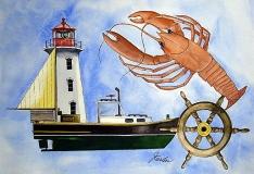 Nova Scotia Vacation