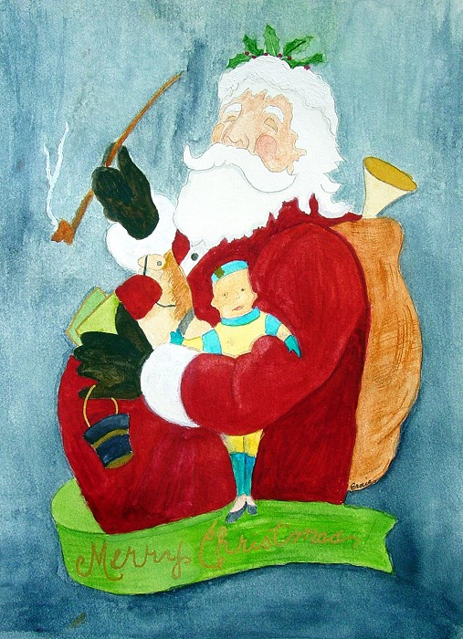 Santa 2008