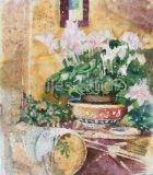 Flowers in a Bowl Batik
