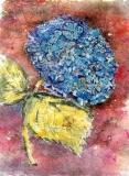 Hydrangea Batik