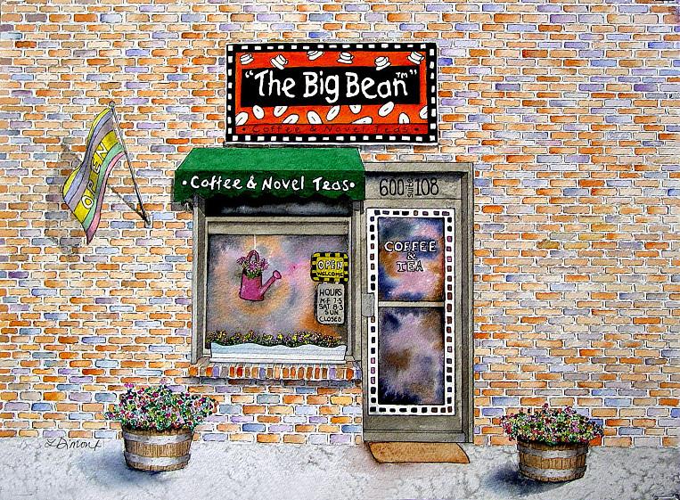 The Big Bean