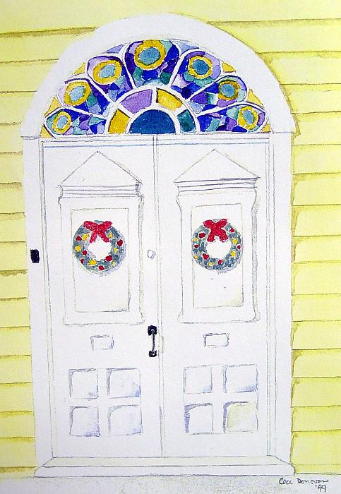 Allisons Door