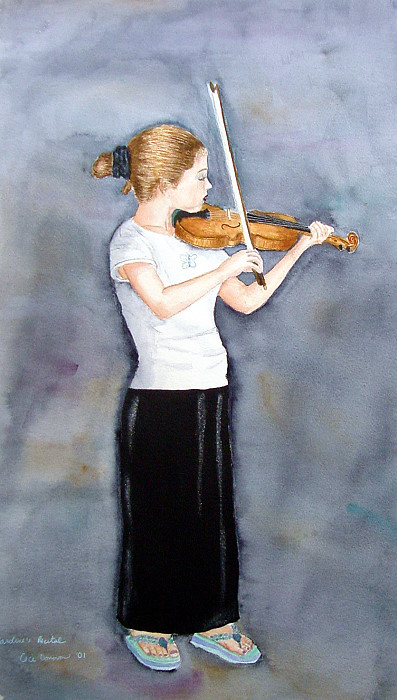 Carolines Recital