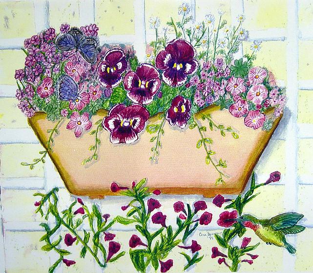 Kathleens Flower Box