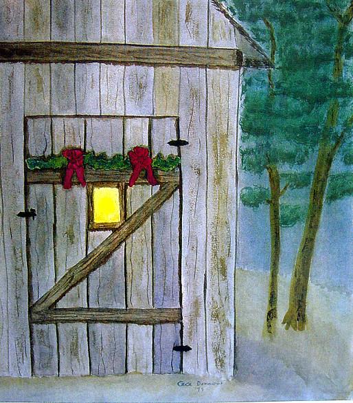 Maureens Door