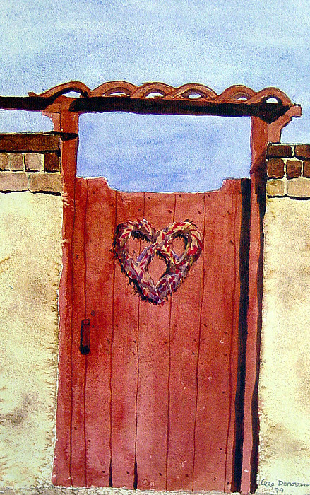 Teresas  Door