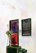 May Day Door