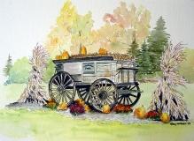 Gettysburg In The Fall