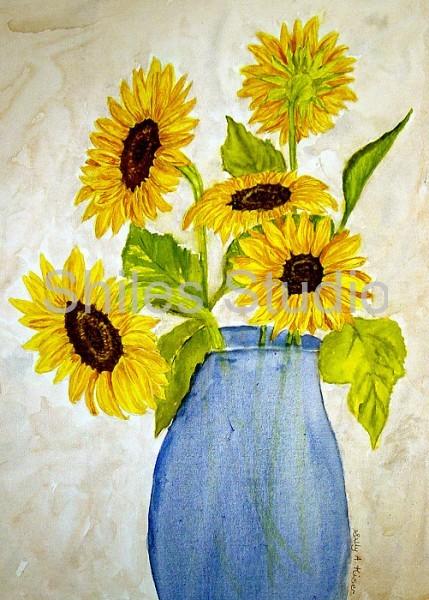 Bettys Sunflowers