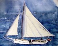 Skipjack On The Chespeake