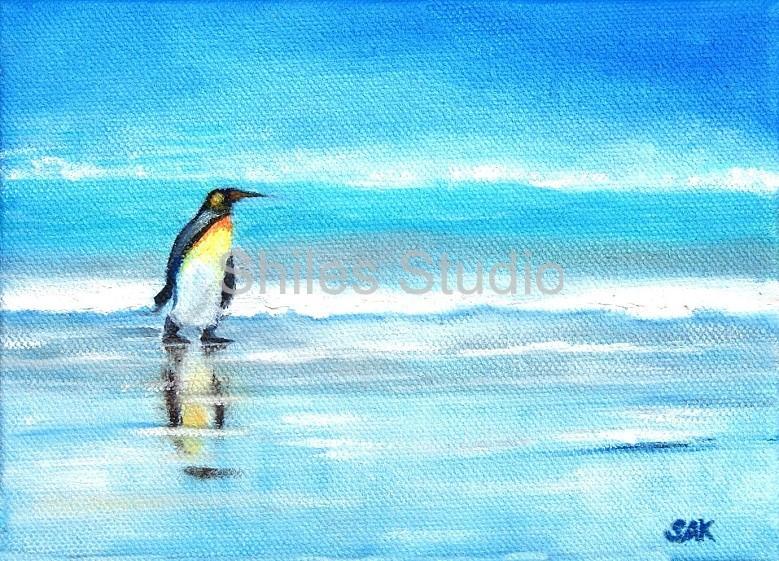 Justins Penguin