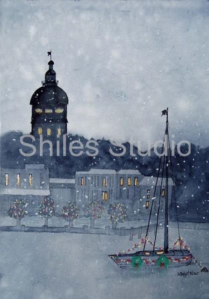 Sallys Christmas 2011