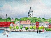 Annapolis Dock