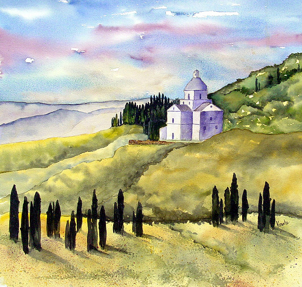 Tuscan Church