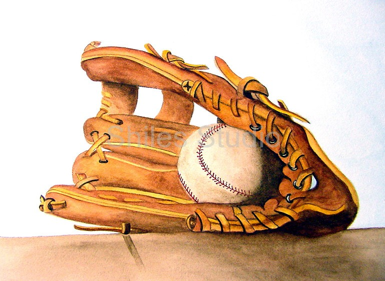 Baseball Glove New