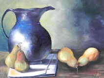 Pitcher and Pears