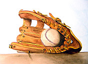 Baseball Glove New