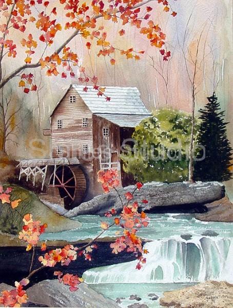 Autumn In Wesr Virginia