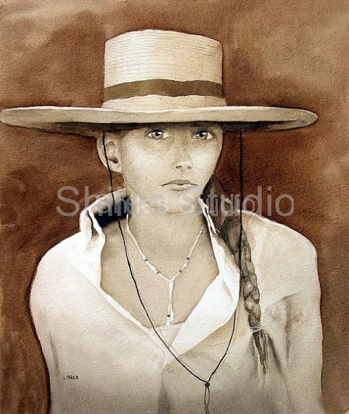 Gaucho Girl
