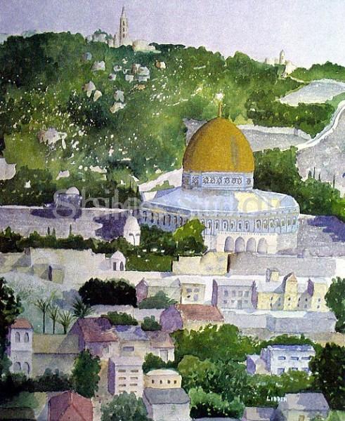 Jerusalem Hillside