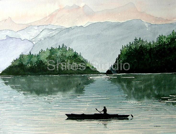 Lone Boatman