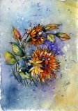 Sunflower Batik