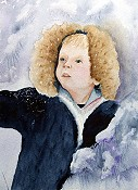 Noah In The Snow