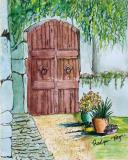 Dad's Door