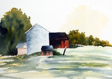 Lonesome Barn