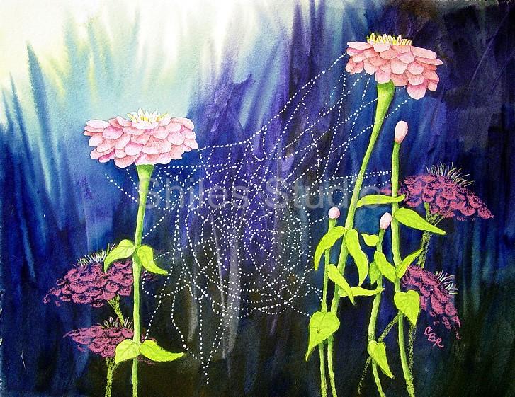 Sparkling Web