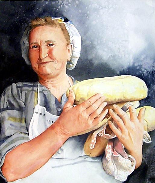 Baker Woman
