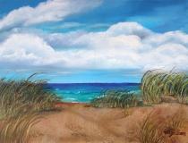 Sand Dunes End