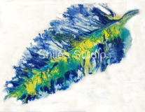 Feather 1 Liquid Art