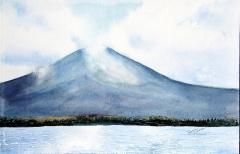 Volcano In Costa Rico