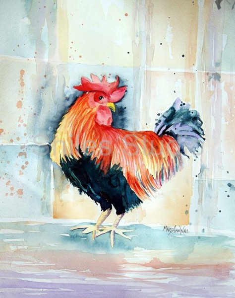 Mary Anns Rooster