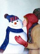 maw christmas kiss
