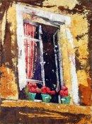 Tusan Window Batik