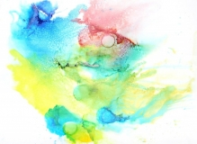 Alcohol Ink Abstract