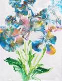 Fluid Art Bouquet