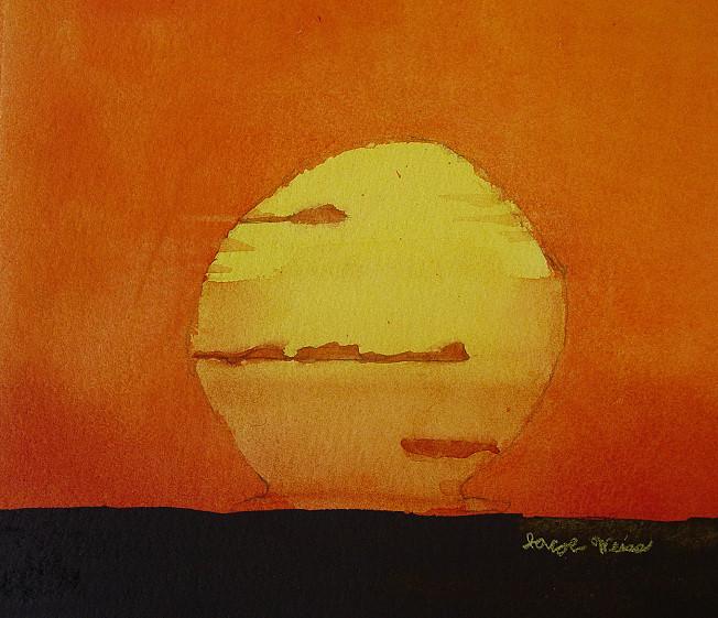 Large Sun