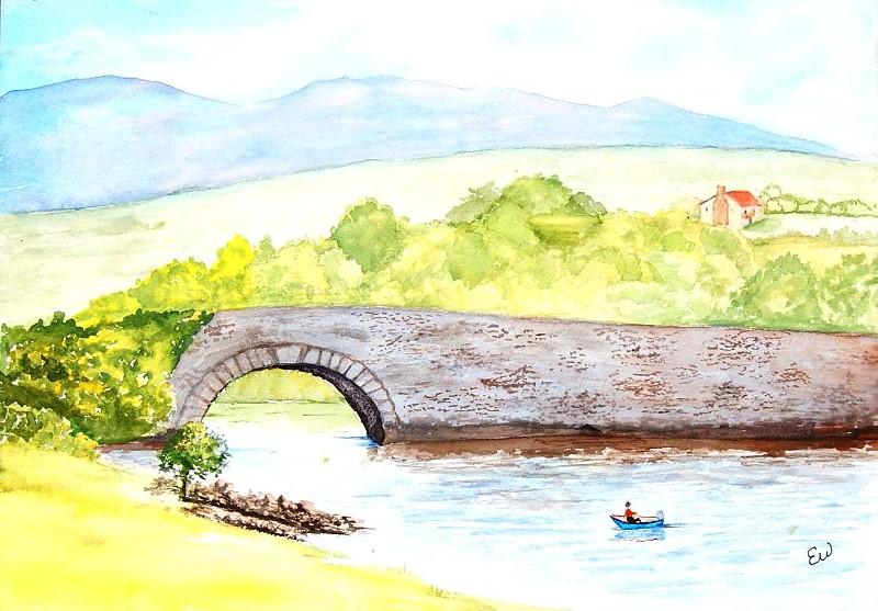 ew bridge over the river